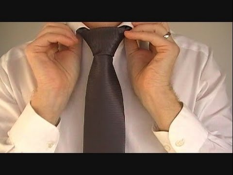 How to Tie a Tie | Half Windsor | For Beginners