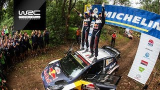 WRC - Rally Australia 2018: REVIEW / Event Highlights