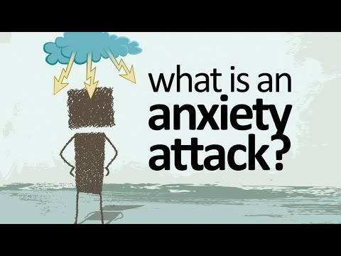 What Is An Anxiety Attack?