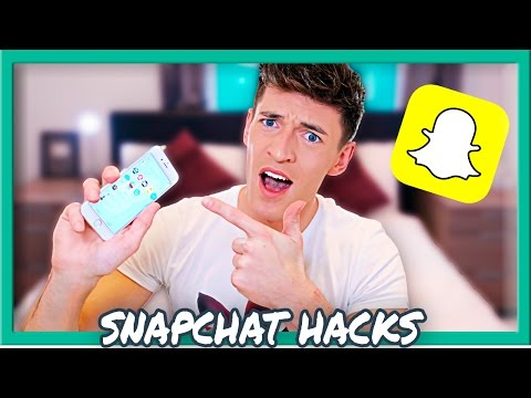 8 Snapchat Hacks You Didn't Know Before!