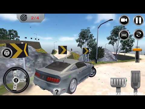 Offroad Car Driving Simulator 3D: Hill Climb Racer # Car Driving - Android GamePlay 3D