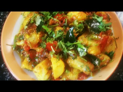 Upvas recipe /Gujarati recipe/ sweet potatoes Sukhi bhaji/शकरकंद की सूखी भाजी/ શક્કરીયાં નીસુકી ભાજી