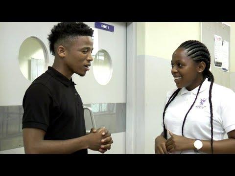 Online registration video  Kwa Dlangezwa Campus