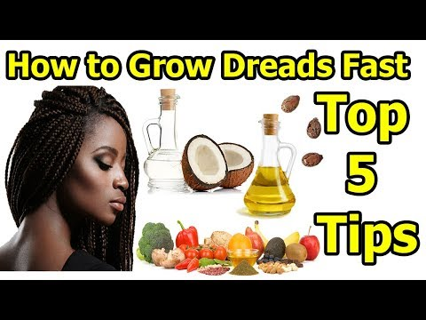 How to Grow Dreads Fast Top 5 Tips