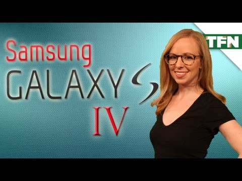 Scroll With Your Eyes on the Galaxy S IV