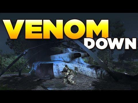 VENOM DOWN | ARMA 3 Zeus