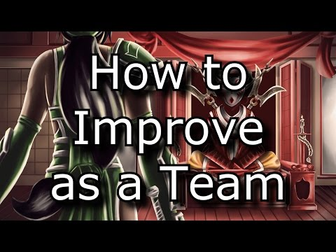 How to Improve as a Team: A Guide to Improve Teamwork and Synergy | League of Legends LoL