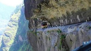 Chamba Bharmour Road, Beautiful & Dangerous Road!!!