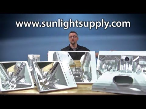 Sun System LEC Light Emitting Ceramic (CMH) Fixture Line Review