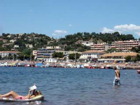 Cote d'Azur: Agay (near Cannes - St. Raphael - Nice - St. Tropez - Monaco)