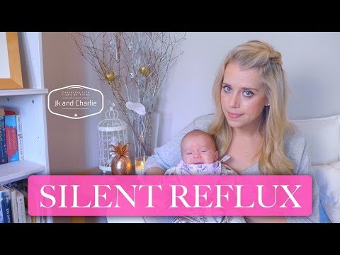 LIVING WITH A SILENT REFLUX BABY