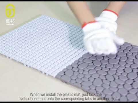 non slip bathroom mat , kitchen mat, outdoor tile