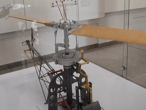 How Do Helicopter Controls Work Technical Museum Germany