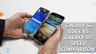 Samsung Galaxy S6 and Galaxy S6 edge: overview and comparisons