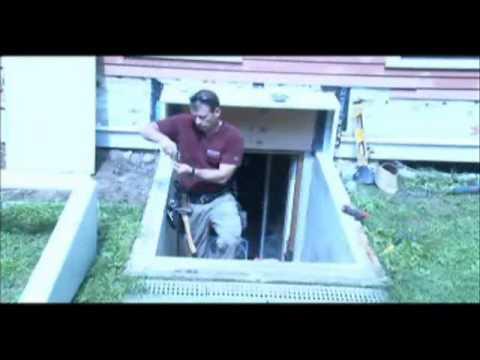 Basement Door Installation