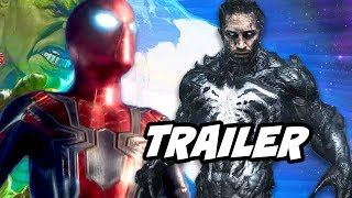 Spider-Man Venom Trailer and Avengers Infinity War Theory