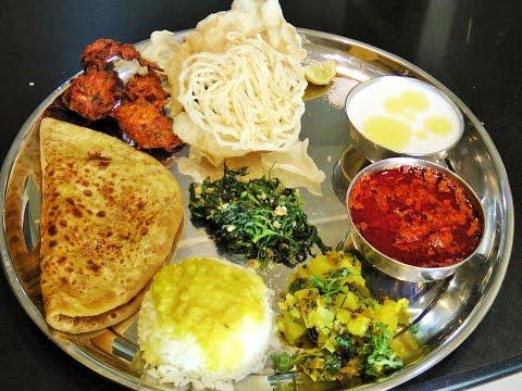 होळी पौर्णिमा विशेस | Holi Pournima Special Thali | Puran Poli | katachi Amti