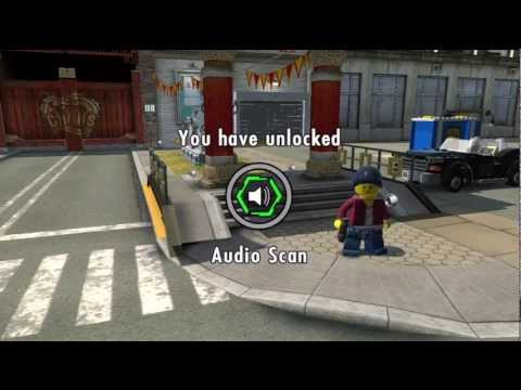 Lego City Undercover Chapter 5 Part 1