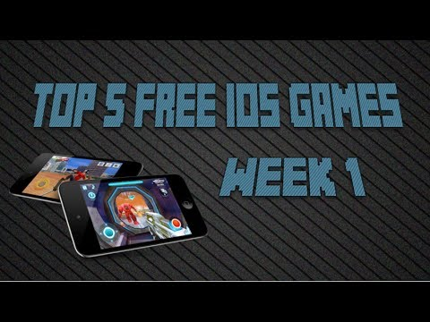 Top FREE iOS Games of the Week: iPhone, iPod Touch, and iPad (2/12/14)