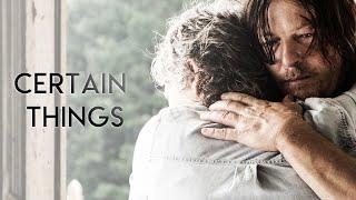 Carol & Daryl | Certain Things (7x10)