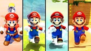 TCRF] - Unused New Super Mario Bros  U Deluxe Levels - Part