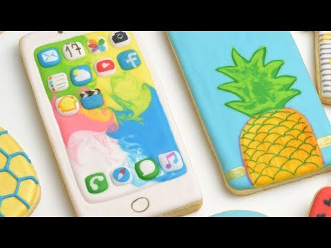 THE iPHONE YOU CAN EAT by HANIELA'S