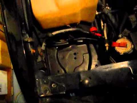 Radiator repair turns into RUST repair.