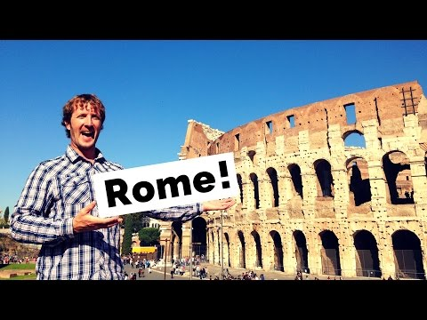 Rome in a Day (Informative Travel Vlog)
