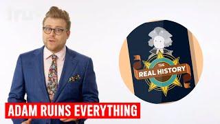 Adam Ruins Everything - Can You Ruin Columbus Day? (Ask Adam) | truTV