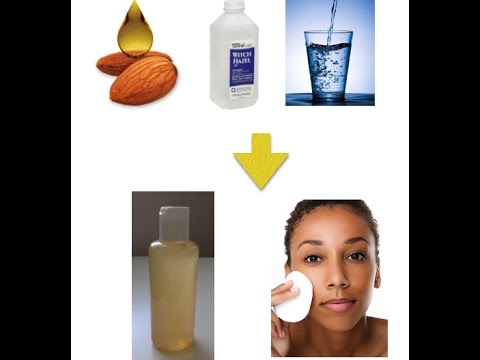 Use Almond Oil to Remove Makeup. DIY Almond Makeup Remover made at home.Natural makeup remover