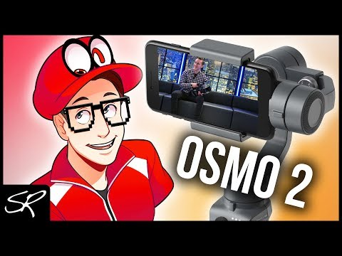 DJI Osmo Mobile 2 Unboxing & Hands On Test | BEST Smartphone Gimbal?