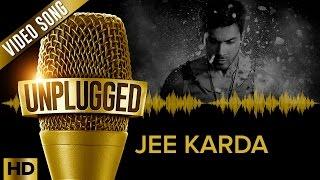 UNPLUGGED Full Video Song - Jee Karda by Divya Kumar