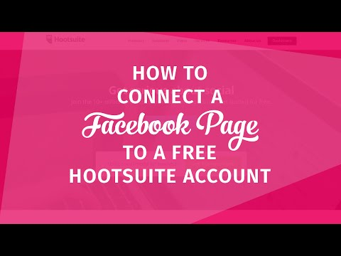 How to Connect a Facebook Page to a Free Hootsuite Account