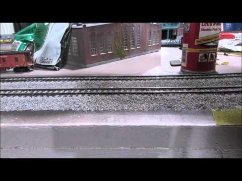TUTORIAL: HOW TO EFFECTIVELY CLEAN HO SCALE TRACK