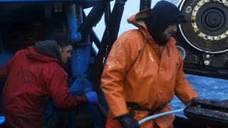 Why Is Wild Bill Giving This Deckhand So Much Grief? | Deadliest Catch