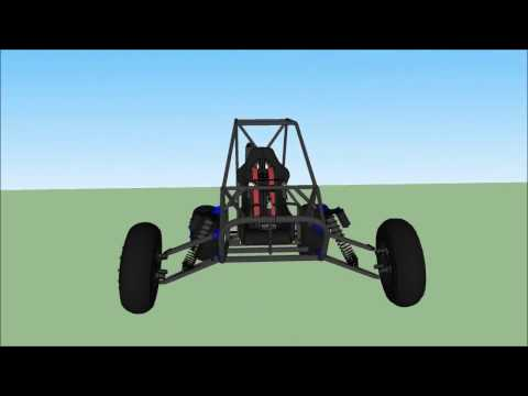 ATV/ Minibuggy/ Offroad Gokart Conversion