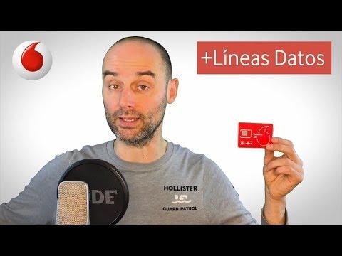 Así funciona +Líneas Datos, la SIM de Vodafone para compartir tus gigas con otro móvil o tablet