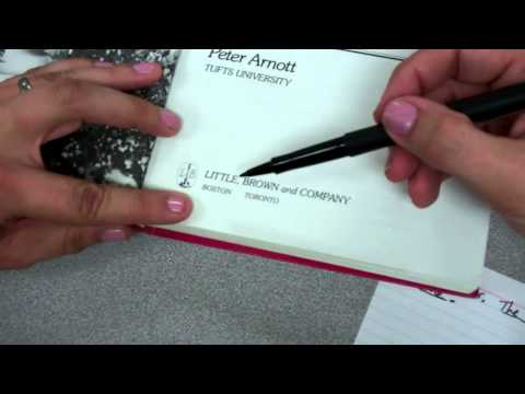 How to Make a Source Card for a Book  Ms. R. Ward