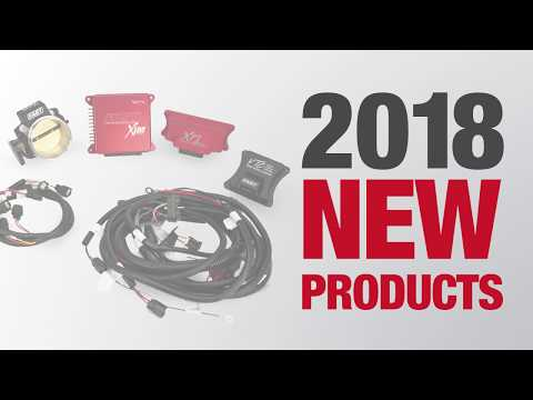 2018 NEW Product: FAST Engine Transplant Kits for Ford Coyote Engines