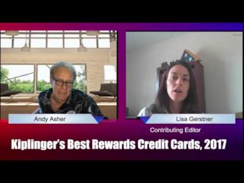 Kiplinger's Best Rewards Credit Cards, 2017
