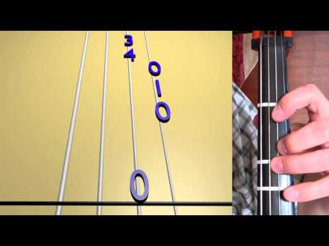 Learn Frère Jacques on Cello - How to Play Tutorial