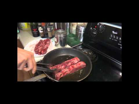 Cooking with Peter; Beef Short Ribs.