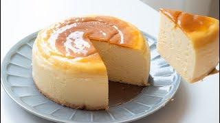 Download Japanese Souffle Cheesecake スフレチーズケーキの作り方|HidaMari Cooking Video