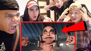Download REACTING TO GUINNESS WORLD RECORDS (MOST CRAZY) Video