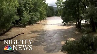 Relentless Storms Batter Northeast | NBC Nightly News