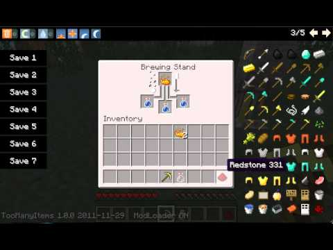 Minecraft Potion Making: How To Make Strength Potion