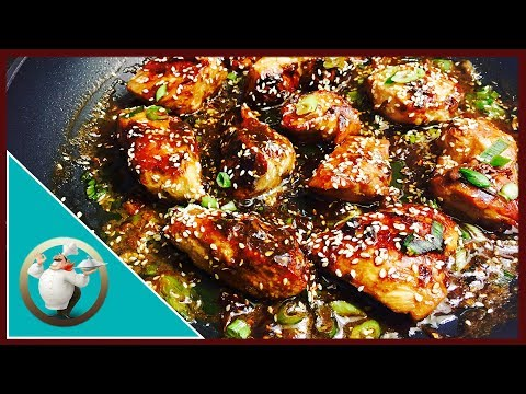 Chicken Teriyaki | Quick And Easy Teriyaki Chicken Recipe | Asian At Home Teriyaki Chicken