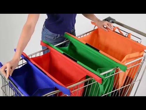 Easy packing trolley bags