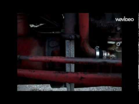 Replacing The Exhaust Manifold Gasket On A Ford 8N Tractor Step by Step