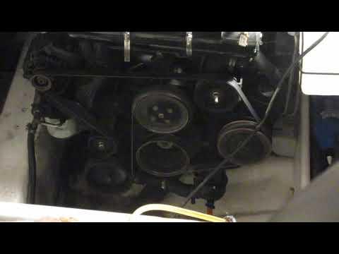 Mercruiser 6.2 L Hard Starting - Replace Cap and Rotor